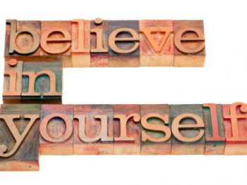 geloof in jezelf