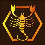 Sterrenbeeld Schorpioen
