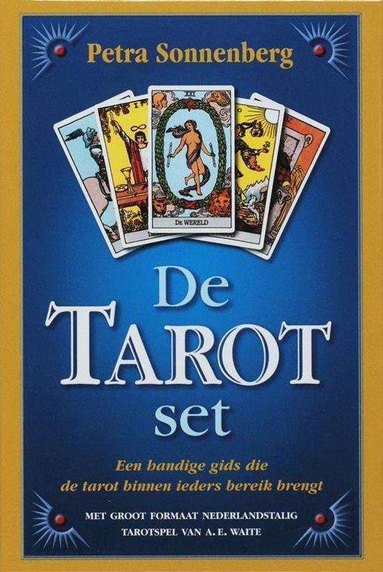 De tarot set tarotkaarten