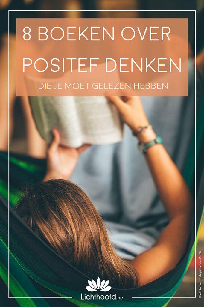 8 boeken over positief denken